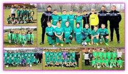 PHOTOS MONTAGE - U13 - SENIORS 2 ET 1 - - E.S.FRONTONAS CHAMAGNIEU