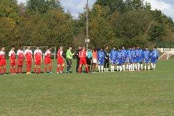 GAMBARDELLA - ES HERY  /  FC SENS - 0-1 - Etoile Sportive d'Héry