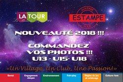"""Action PEF  """"Comme les Pros!""""  - Commandez vos photos U13 - U15 et U18 - Etoile Sportive d'Héry"""