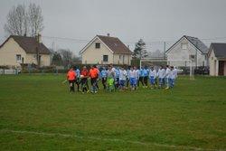 Match équipe 1A contre le RC Havrais le 12 Mars 2017 - ES SAINT-ANTOINE