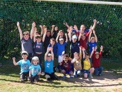 Plateau U9 - Tigné - 8 avril 2017 - Entente Sportive du Layon