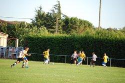 1er Match amical 2016-2017 - E.S.MALVOISE