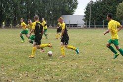 Match de Coupe du Valenciennois Degroisse E.S. Mastaing B - R.C. Roeulx - Élite Sportive de Mastaing Football Club