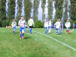 Journée d'évaluation U13 : 1ère journée - Entente Sportive Municipale Condéenne