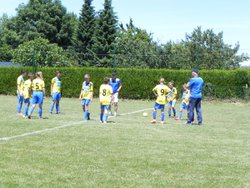 Tournoi SARTILLY : Catégorie U13, match de poule contre Loche !!! - Entente Sportive Municipale Condéenne