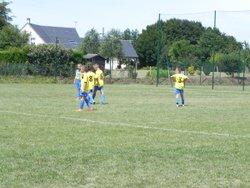 Tournoi SARTILLY : Dernier match de poule - Entente Sportive Municipale Condéenne