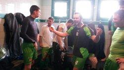 Victoire 1 à 0 (Rion des Landes - But de nono) - Espérance de Oeyreluy