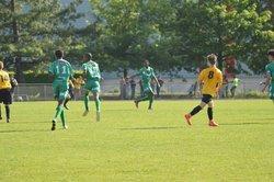 Finale U15 coupe de l'ANJOU ( dans le jeu) - ES SEGRE HA FOOTBALL