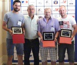 1ere Cérémonie des lauréats du football 95