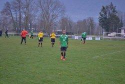 Match ESVV 1 - CHANAZ 1 du 14/12/2014 - Entente Sonnaz Viviers Voglans (ESVV)