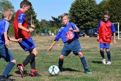 Opposition entre U13 de l'Etoile - Etoile Moulins Yzeure Football