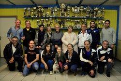 Dirigeants, Staff et Arbitre de l'Etoile Foot Moulins-Yzeure - Etoile Moulins Yzeure Football