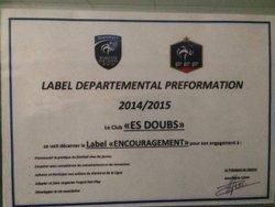 Label's - Etoile Sportive de Doubs
