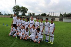 05/07/2017 FAC Stage Real Madrid 3eme journée - FA Carcassonne