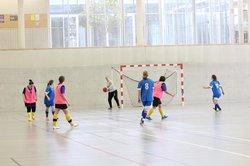 Championnat en Salle Féminines - 15 janvier 2017 - LA FRATERNELLE D'AILLY SUR NOYE FOOTBALL