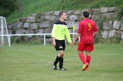 29/08/2014 - FCAG I vs US Lapanouse I (Coupe de France) - FC Agen-Gages