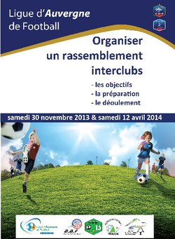 La structure jeune participe à l'inter-club ce weekend !