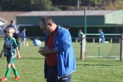 journée du samedi 7 octobre avec : U11 U13 U15 ET U 18 - F.C Amollois