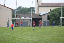 Tournoi de poudenx - F.C Amollois