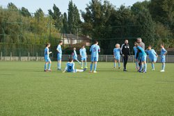 U15 (2)  Match contre Entente Mérignie/Bersée - FC-ANNOEULLIN