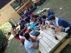 Journée de loisirs pour nos U19 - Football Club Artenay Chevilly