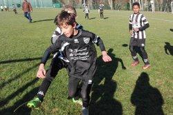 Match nul des U13 à Boulazac 3-3 - Football Club Atur