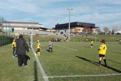 Une victoire et une défaite pour les U11 - Football Club Atur