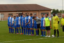 FCB1 - US Hésingue1 (2-1)(part1) - Football Club Baldersheim