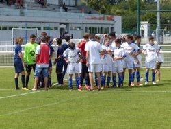 1/2 FINALE DEPARTEMENTALE U15A FCB - ASC BIESHEIM (2-0)(N°3) - Football Club Baldersheim