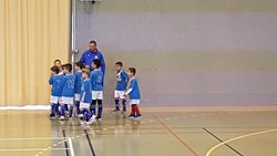 U9: MINI TOURNOI FUTSAL A RICHWILLER - Football Club Baldersheim