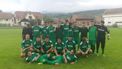 Photos Equipe 1 2014/2015 - Football Club De Barr 1932