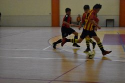 Tournoi futsal U13 du 17 02 18 à Bessières - Football Club Bessieres-Buzet