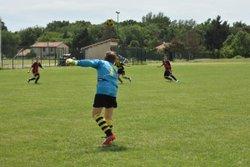 Plateau U12 du 02 06 18 à Aussonne - Football Club Bessieres-Buzet