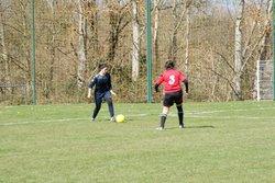 Seniores filles contre Houilles le 18/03/2018 - FC BIAS