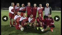 Match vétérans contre ste tulle - FC CERESTE REILLANNE