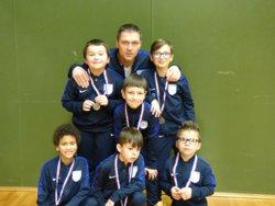 Tournoi Futsal Joigny U11 - Football Club de Chevannes
