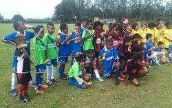 Plateau U10 du 07/07/2018 Organisé par Paita. Bonne journée qui a ravi les enfants! - Dumbea FC