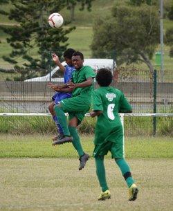 22/09/2018  championnat U14     DFC-AS Wetr    2-4 - Dumbea FC
