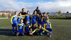 U11 - Haussonville 19 novembre 2016 - FC ESSEY LES NANCY