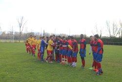 Seniors D3, nul 2 - 2 entre FCEE et PS Romans, première mi-temps - FC EYRIEUX EMBROYE