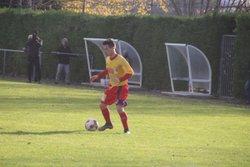 Seniors D3. Nul 2 - 2 entre FCEE et PS Romans. Seconde mi-temps - FC EYRIEUX EMBROYE