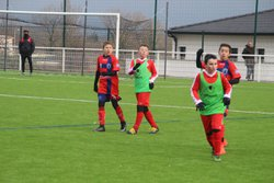 Coupe U13 à 8, Olympique Valence bat Eyrieux-Embroye 2-0 - FC EYRIEUX EMBROYE
