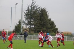 Coupe U13 à 8, Eyrieux-Embroye bat Mours St Eusèbe 2-0 - FC EYRIEUX EMBROYE