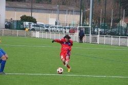 Seniors D3, F.C. Eyrieux-Embroye - F.C. Péageois 1 - 1 - FC EYRIEUX EMBROYE