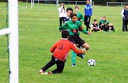 U13 Coupe G.J.S.S. - FOOTBALL CLUB FONTCOUVERTE