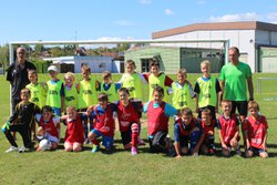 U11 - Journée de reprise de la saison 201/2015 - Football Club d'Illfurth
