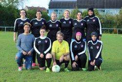 Séniors Féminines - Montdidier AC - FC Jeunesse de Noyon