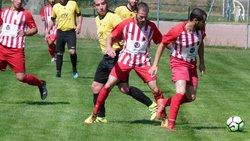 FCM VS BONNY SUR LOIRE COUPE DE FRANCE 3/9/18 - FOOTBALL CLUB MANDORAIS