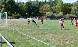 Fcm vs Aubigny/Nère - FOOTBALL CLUB MANDORAIS