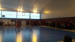 TOURNOI U15 du 07/01/2017 à Villars les Dombes - Football Club du Mas Rillier